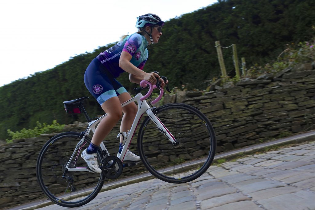 speedster racing cycling ladies Yorkshire