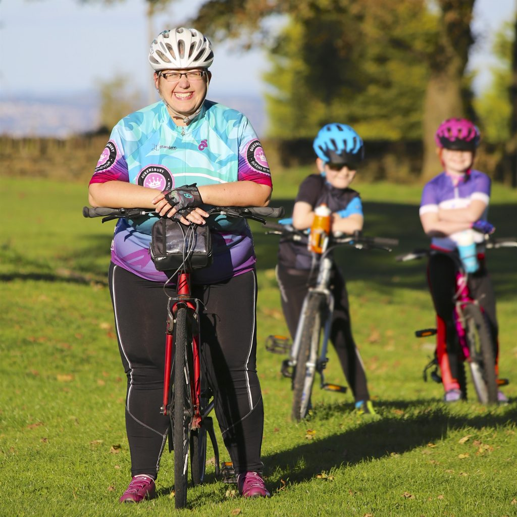 Busy Mum - Yorkshire cycling club