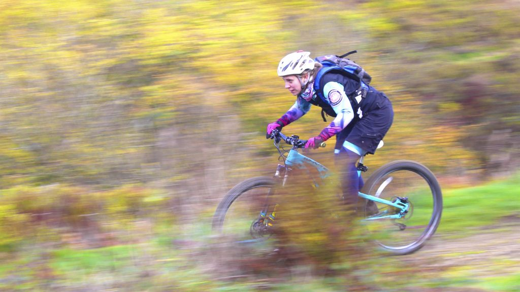 Mountain Biking Gnarly good fun with the ladies Yorkshire cycling club