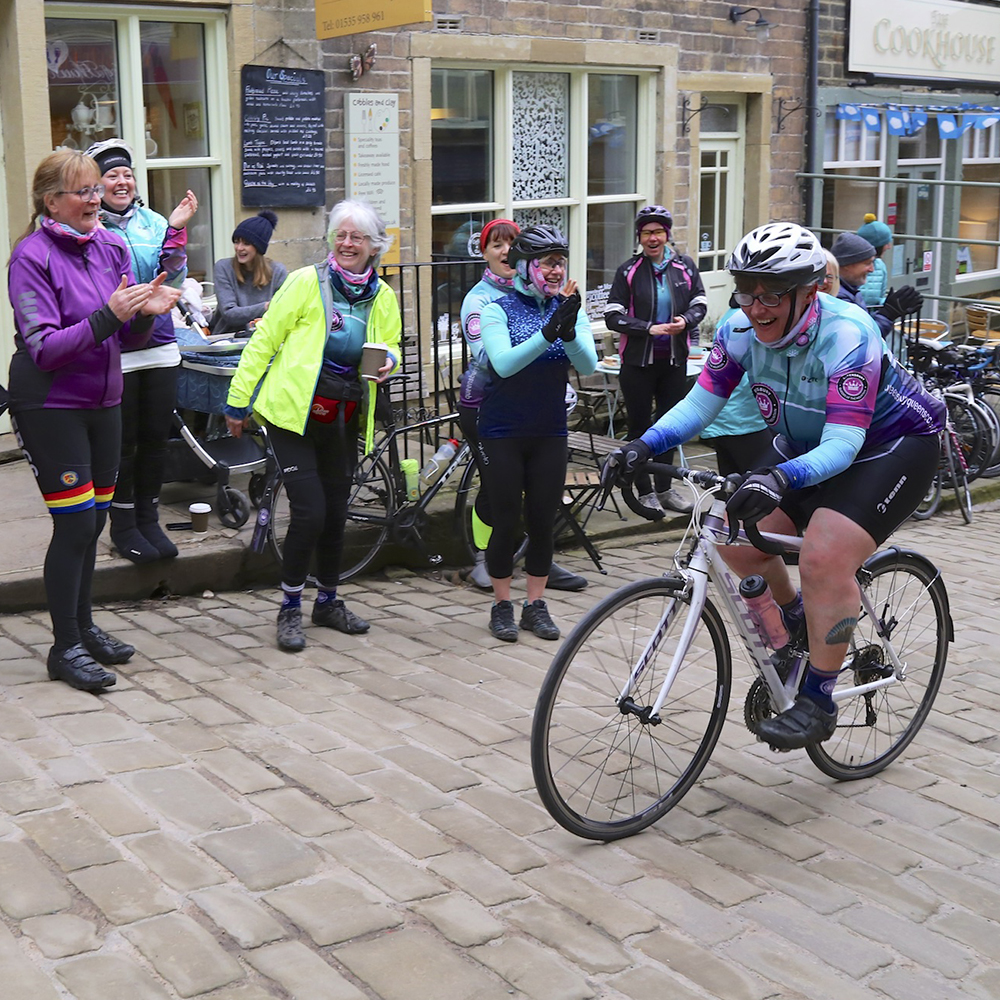 QQoM Cycling Club Howarth
